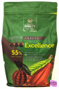 Excellence 55%. Cioccolato Fondente. Cacao Barry