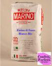 Farina di FARRO BIANCO Bio. La Farina di Bonci. 500 gr. Mulino Marino