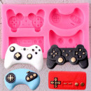 Playstation Stampo in silicone