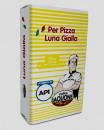Luna Gialla. Vera Pizza Napoletana. W 300-320. Lievitazione Media/Lunga. Iaquone