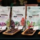 Messico. Cacao Barry Chocolate Callets. Mexique Dark 66%