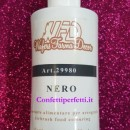 Nero 250 ml. Colorante a base acqua per Aerografo. WFD