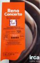 Reno Concerto. Cioccolato Fondente 72%. Qualità Superiore. Irca