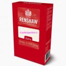 Rosso Extra. Renshaw. Pasta di zucchero alla Vaniglia da 1 Kg. Certificata Kosher