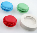 Stampo Macaron in silicone