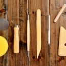 8 Strumenti per modellare la Pasta di zucchero Fimo Creta Ceramica Argilla e tutte le paste modellabili