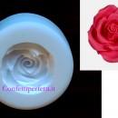 Rosa Piccola 3 x 2 cm. Venatore in silicone