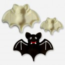 Pipistrello a tema Batman.Stampi originali JEM