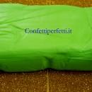 1 Kg. Verde Foglia. Pasta di zucchero Confetti Perfetti. Gluten Free