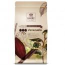 Venezuela. Cacao Barry Cioccolata Callets. Venezuela Dark 72%