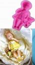 Bambina. Stampo silicone