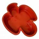 Colomba 500 gr. Stampo in silicone Platinico di alta qualità.