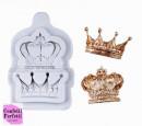 Corona Re e Regina. Stampo silicone