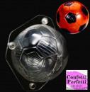Fantastico Pallone Calcio in 3D. Doppio Stampo accoppiabile in policarbonato rigido