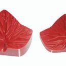 Foglia Edera. 2 stampiin silicone