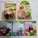 Kit C. Coloranti per Uova di Pasqua