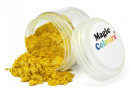 Oro con effetti Metallici molto Luminosi e Scintillanti. Colorante Lipo in polvere. Sparkle Lustre Magic Colour