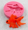Pesce Goldfish. Stampo silicone