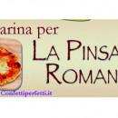 Pinsa Romana. Miscela per Focaccia di grano antico