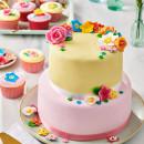 Rosa Chiaro. Pasta di zucchero FunCakes.Sweet Pink. Senza Glutine e Kosher