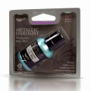 Vernice Metallizzata Perlescente Baby Blu.Rainbow Dust Food Paints.25 ml.