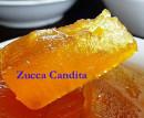 Zucca Candita a Pezzi o Canali. Ambrosio