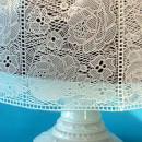 Pizzo Fantasie Rose. Bellissimo stampo in silicone per le vostre decorazioni.