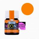 Arancione. Fluo NEONZ. Colorante alimentare in gel. Squires Kitchen