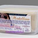 Carne. Gum Paste Modellina. Prodotto specifico per le realizzazioni in modelling delle parti del corpo.