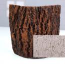 Corteccia legno. Fantastico grande stampo in silicone