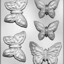 Farfalle. Stampo per cioccolato in policarbonato