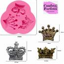 Grande Corona in 3 fantastiche forme. Stampo in silicone