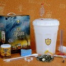 Kit di Fermentazione BIRRA per gli Homebrewers. Fantastica idea regalo!!