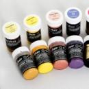 Nero Magico. Linea Pastello. Coloranti in Gel concentrati. Black Magic. Sugarflair