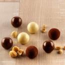 Palline Praline e Tartufini. Stampo per Cioccolato in silicone