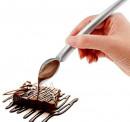 Penna a Cucchiaio per Cioccolato. Gourmet