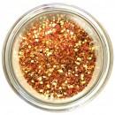 Peperoncino Chili Chipotle Rosso affumicato Jalapeno Usa. Piccantezza: 5-6/10. 25 gr.