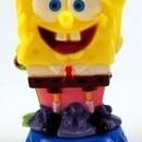 Splendida e realistica Statuina Spongebob.