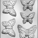 Stampo Farfalle in policarbonato flessibile.