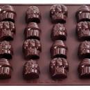 Stampo in Silicone Cioccolatini e Cupcakes