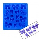 Stampo in Silicone di alta qualità Fiocchi e Papillon. Originale First Impression. Moulds Small Bow Set.