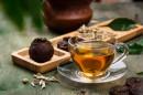 Tè Nero puro.China Pu Erh.Invecchiato 15 anni.Il tè degli Imperatori.