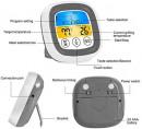 Termometro Bluetooth con Sonda e controllo digitale per il cake design