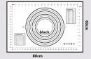 XXL 600 x 800. Grande Tappetino graduato Antiaderente in silicone