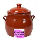 1 Kg. Marrone Terracotta. Pasta di zucchero Confetti Perfetti. Gluten free