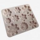 Stampo in silicone Fiocchi di neve per decorazioni