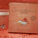 Confetti Rosa Ruby al Cioccolato 500 gr. Maxtris Sensations Nocciola o Mandorla. Senza Glutine