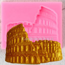 Colosseo. Stampo in silicone
