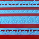 Stampo bordi per pasta di zucchero