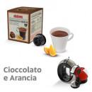 Cioccolato Arancia. Dolcegusto. Ristora Caffè